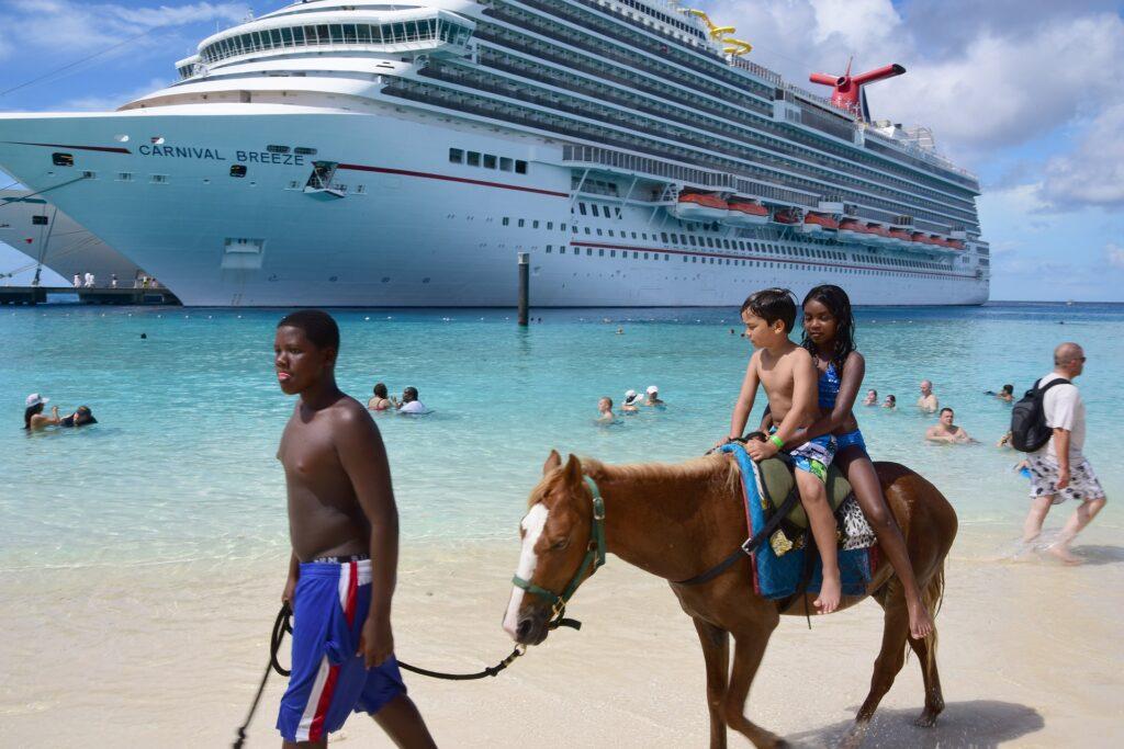 kinderen cruisevakantie