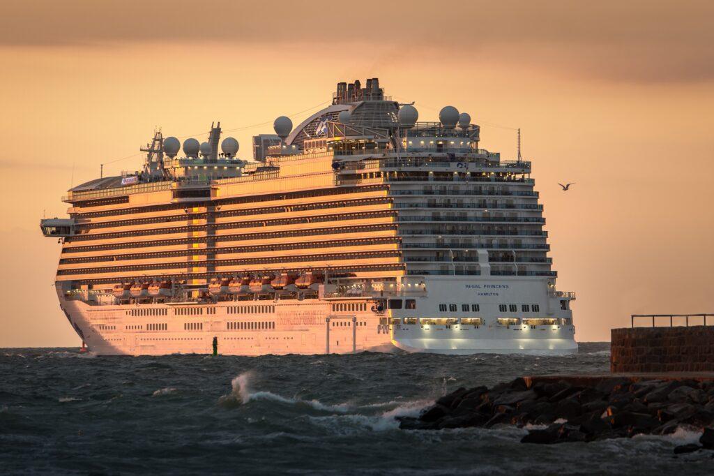 betalen op cruise