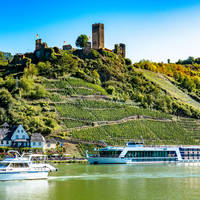 10-daagse riviercruise met mps Salvinia Over de Rijn en Moezel naar Bernkastel met mps Salvinia de jong intra