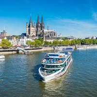 5-daagse riviercruise met mps Statendam Over de Rijn naar Keulen en Koblenz de jong intra