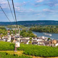 6-daagse riviercruise met mps Salvinia Over de Rijn naar Rüdesheim met mps Salvinia de jong intra