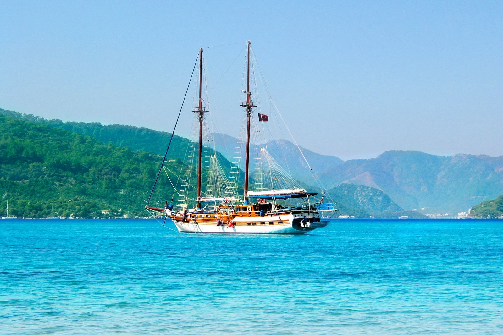 Blue Cruise Antalya corendon