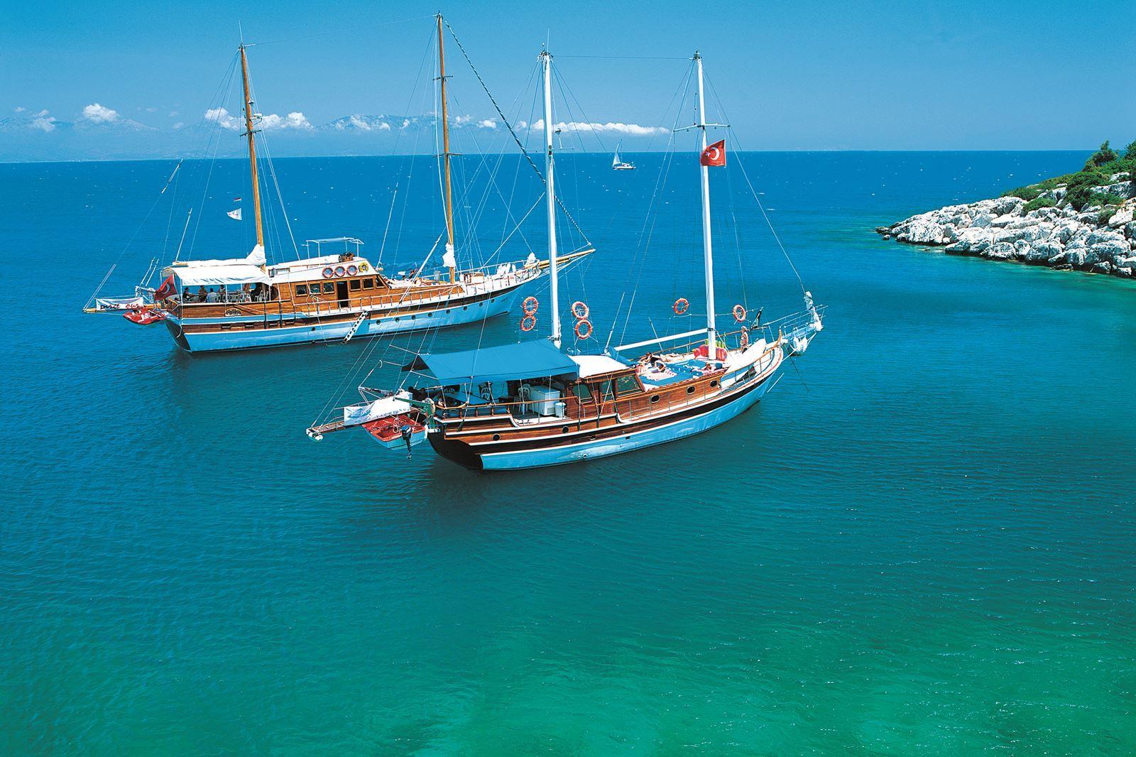 Blue Cruise Marmaris - Fethiye corendon