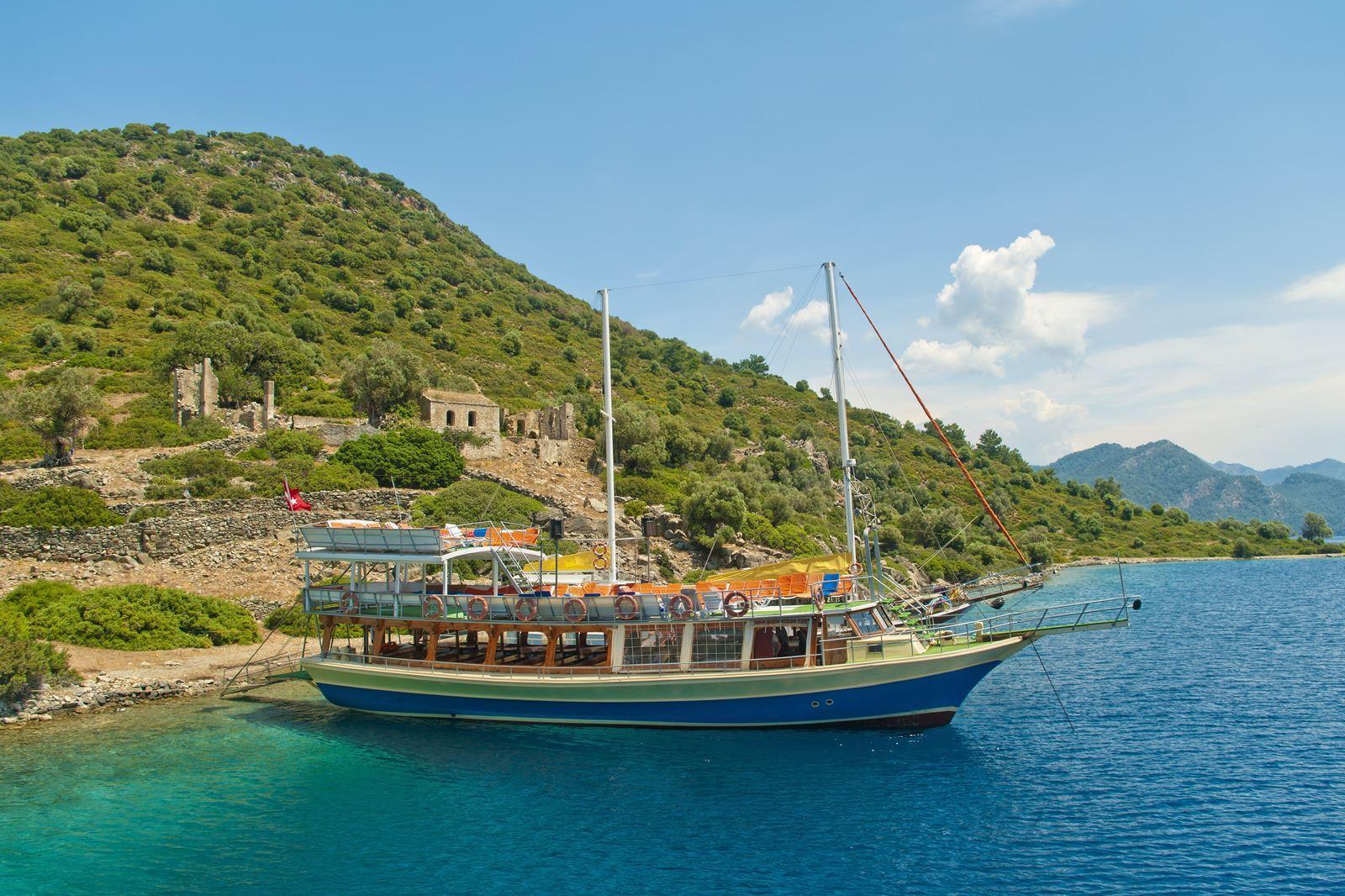 Blue Cruise Marmaris&Griekse Eilanden corendon