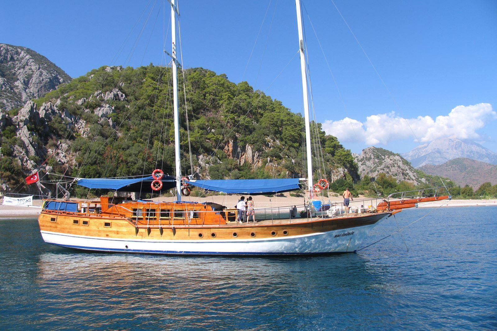 Blue Cruise&Eftalia Aytur corendon