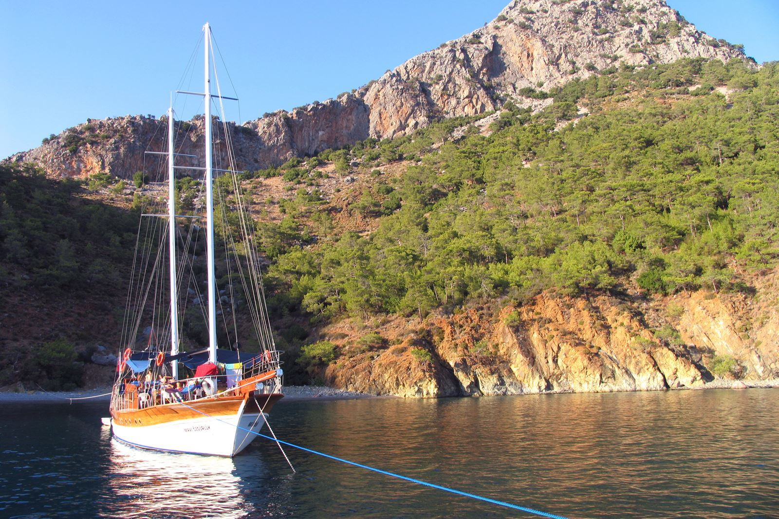 Blue Cruise&Grand Uysal corendon