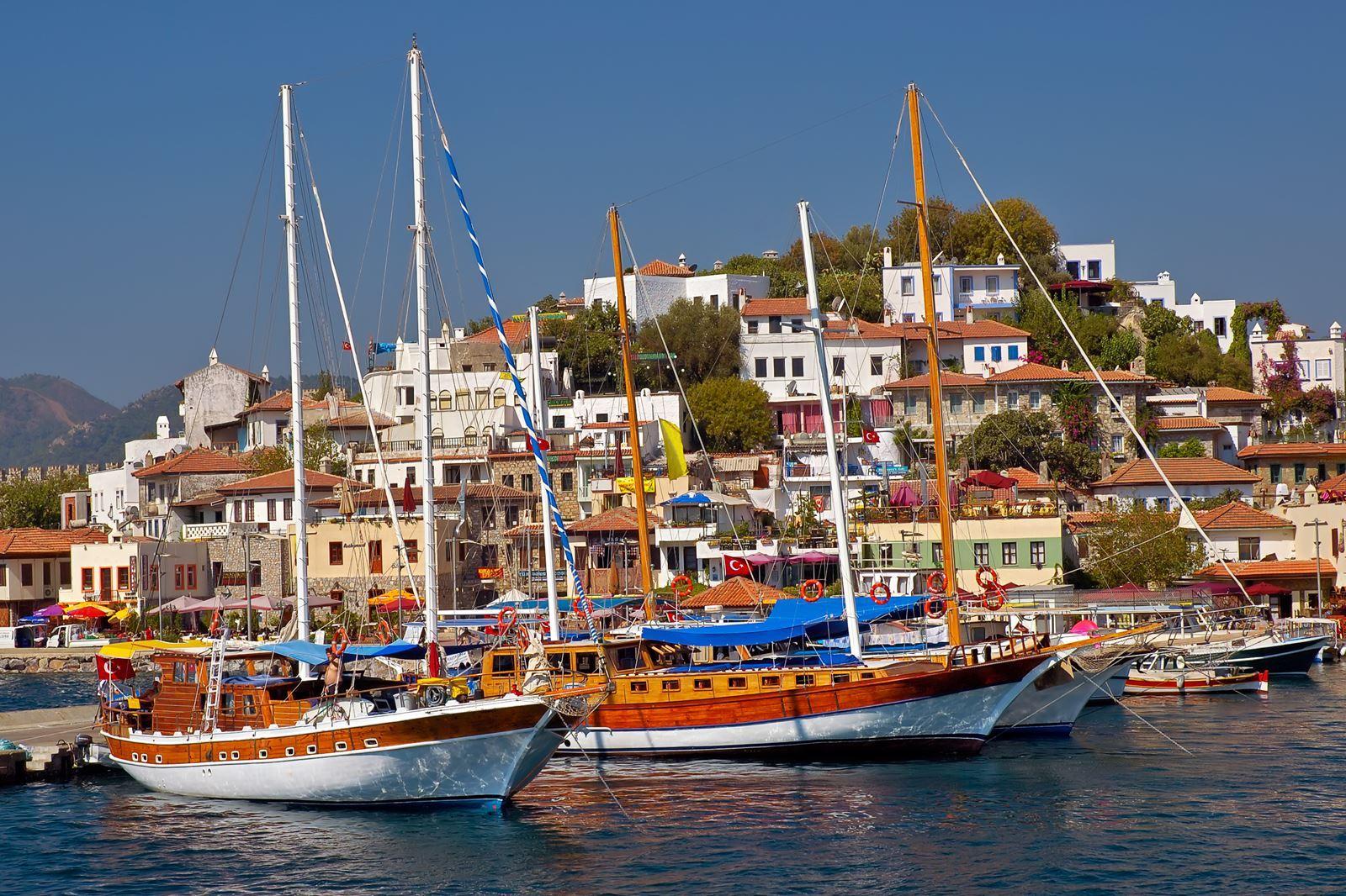 Blue Cruise&Liman Appartementen corendon