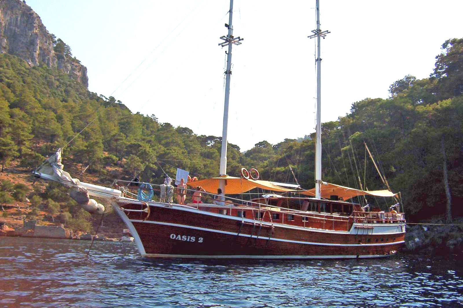 Blue Cruise&Miracle Resort corendon