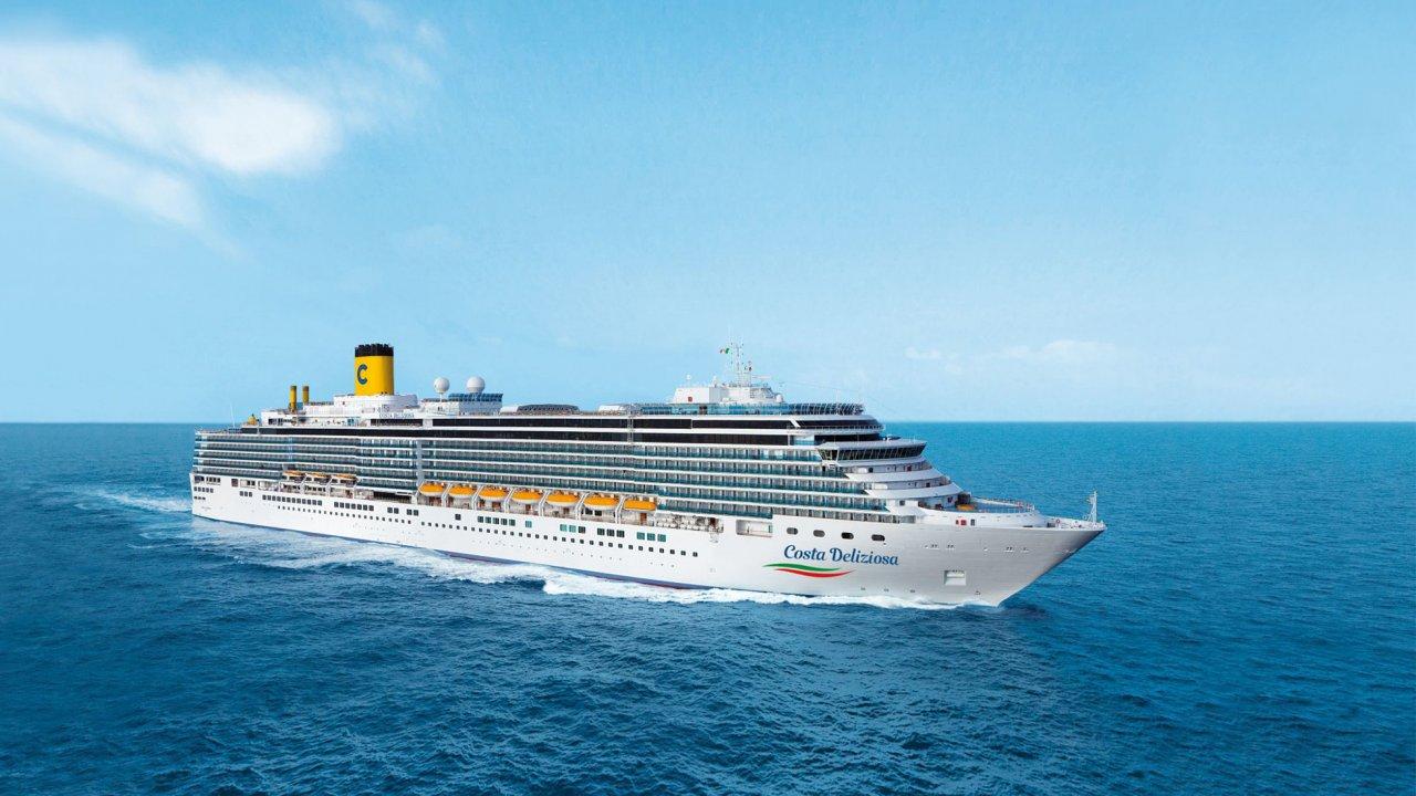 Costa Deliziosa traveldeal